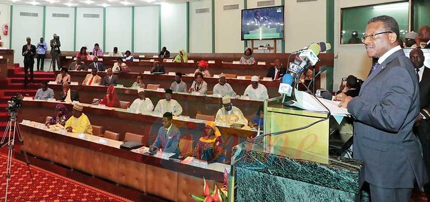 2020 CHAN, 2021 AFCON:  PM States Cameroon's Determination