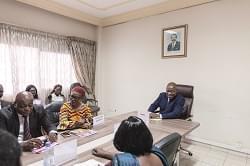 Organisation du Concours Miss Cameroun: Ingrid Solange Amougou dans l'équipe