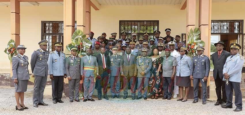 Image : Defence and Security: EIFORCES Graduates 18 Instructors: