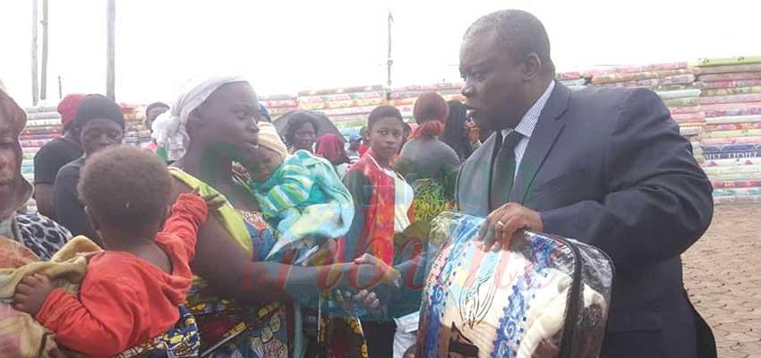 Bamenda-based IDPs Get Relief