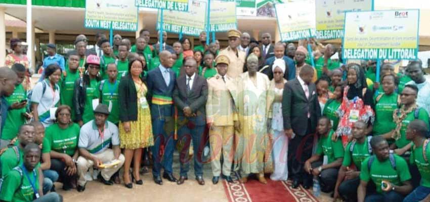 Promotion du vivre ensemble : Mbalmayo accueille 500 jeunes