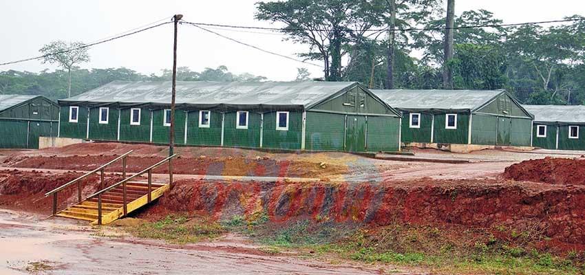 Le Ceaf de Motcheboum est l'un des trois centres créés pour renforcer la capacité opérationnelle des soldats.
