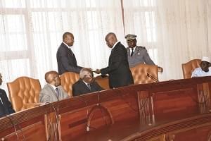 Image : Résultats de la présidentielle: le Conseil constitutionnel prend le relais