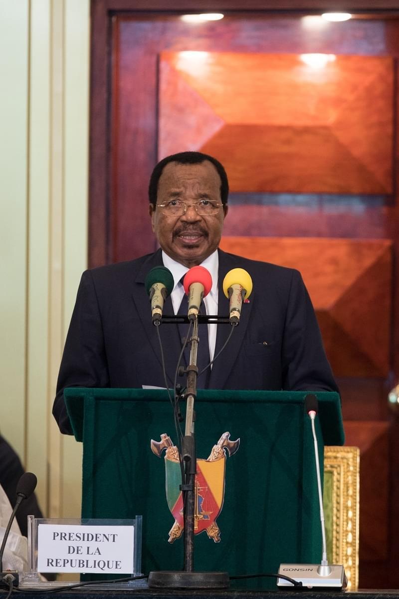 Image : Huit lois promulguées par le chef de l'Etat