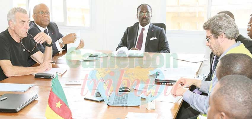 Complexe sportif d'Olembe : le transfert de responsabilité se poursuit