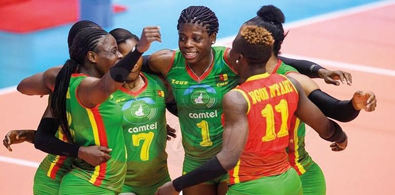 Image : Mondial féminin de volleyball: objectif, deuxième tour