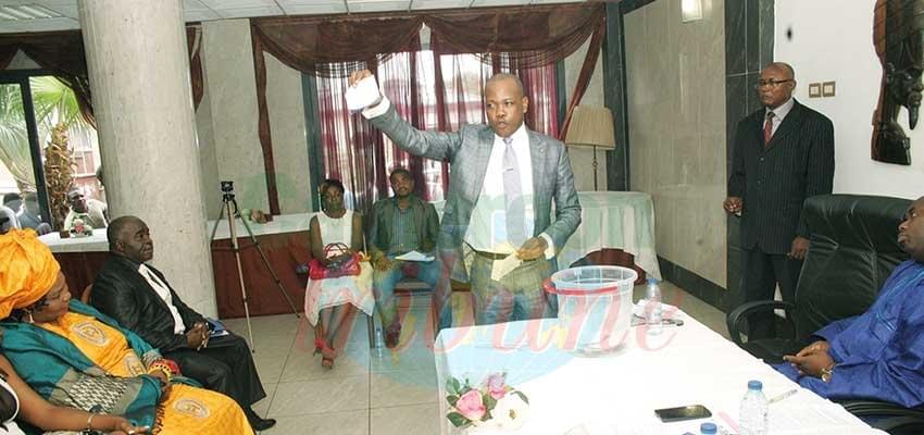 Image : Fecafoot: place aux élections régionales