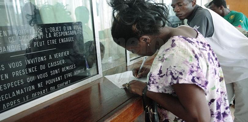Image : Frais sur chèques impayés: le Minfi rappelle les banques à l'ordre