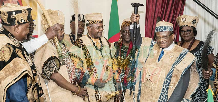 Les chefs traditionnels du Sud chez le PM