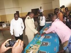 Image : South West: Governor Okalia Expresses Satisfaction