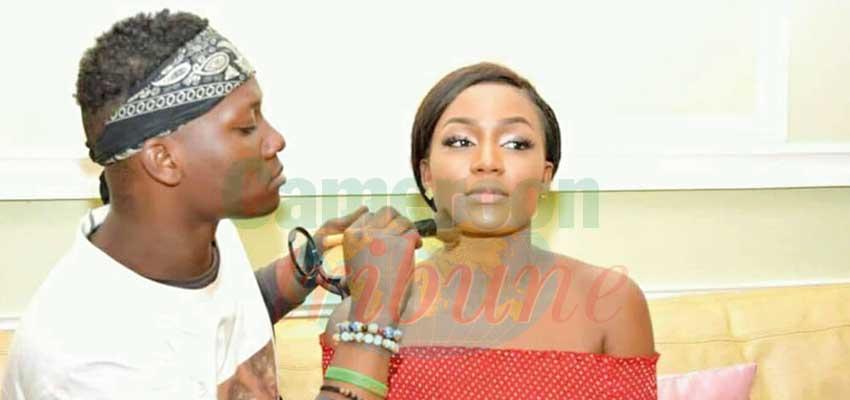 Lyrus Motassi : make-up artiste