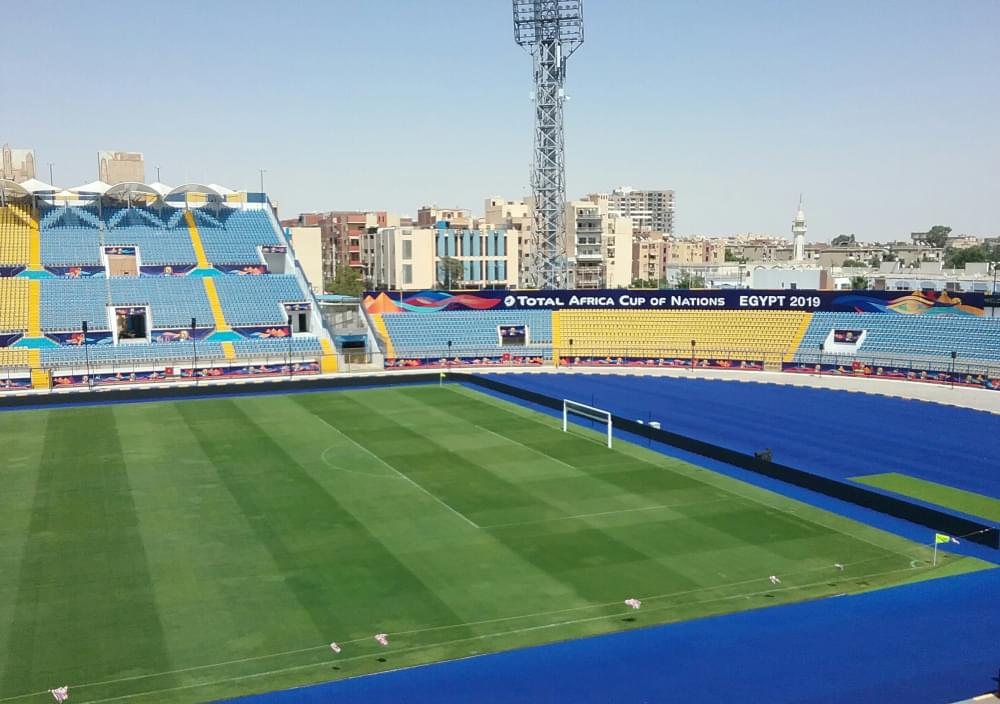 AFCON 2019: The Stage is Set in Ismailia