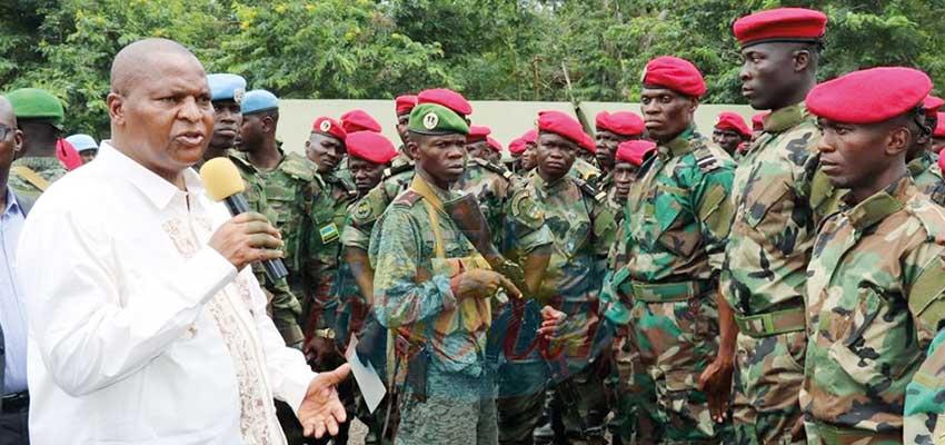 CAR Arms Embargo: UN Security Council Lists Steps For Review