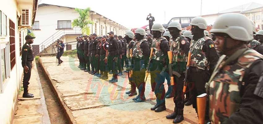 Image : Insécurité dans l'Adamaoua: 130 gendarmes en mission