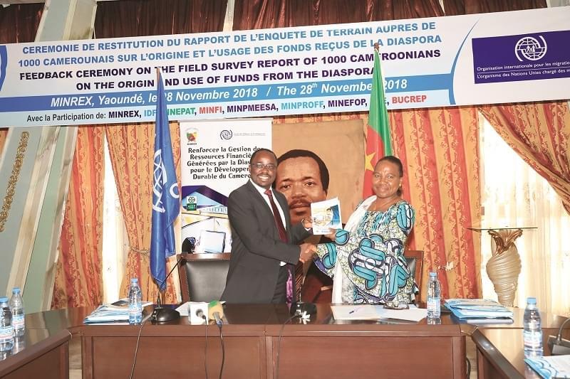 Image : Camerounais de l'étranger: ces fonds que la diaspora génère