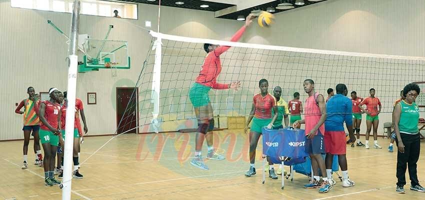 Image : Mondial de volleyball U18 dames : le Cameroun se prépare