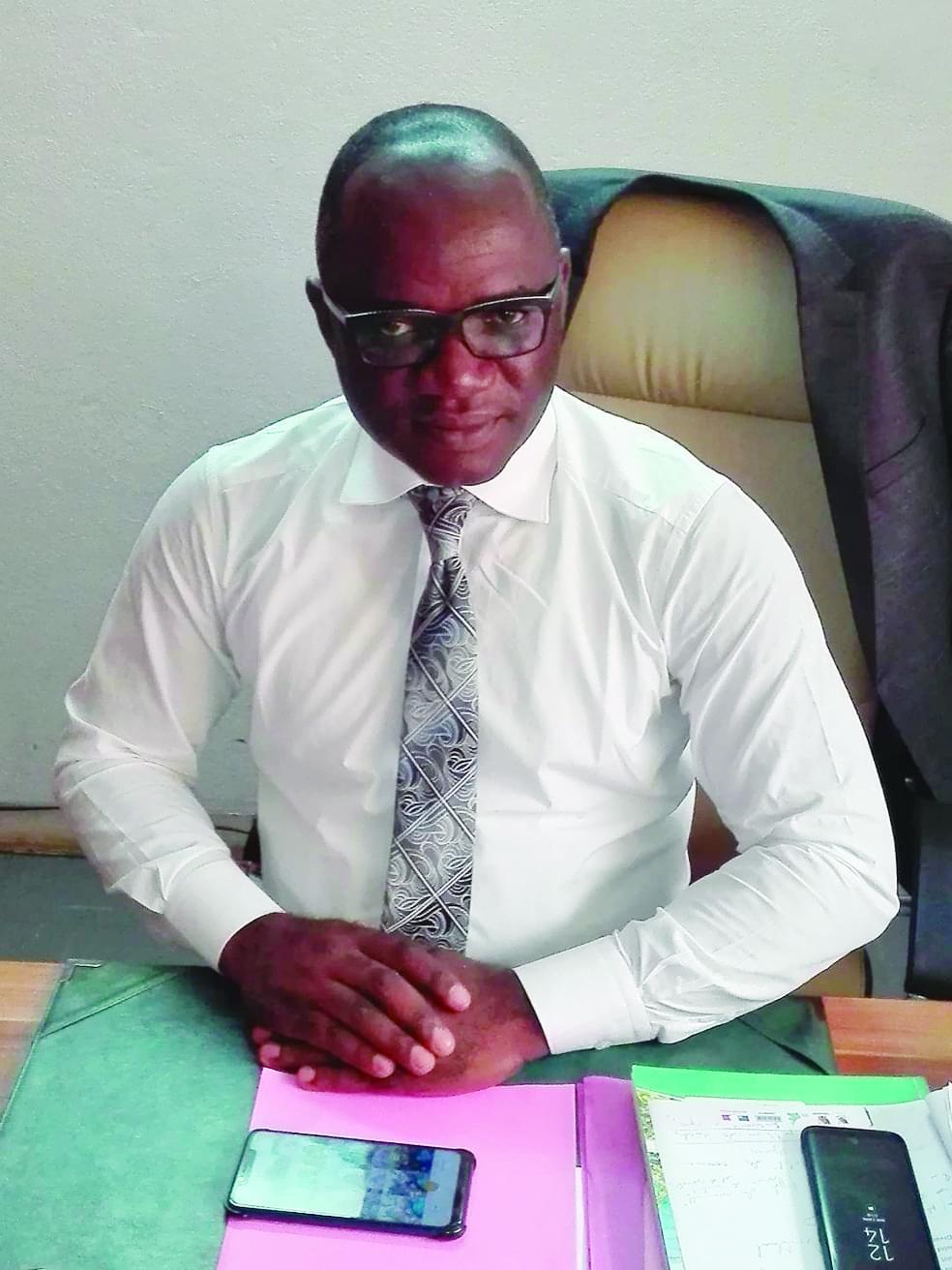 Léonard Emmanuel Bomba, Coordonnateur du Programme national de formation aux métiers de la ville (PNFMV)