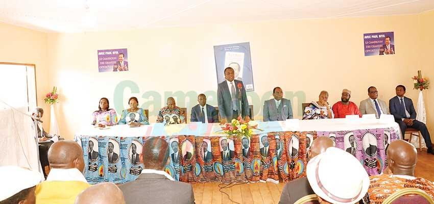 RDPC-Mfoundi : tournée de remobilisation bouclée