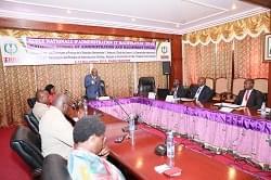 L'Enam met à jour les cadres du Crédit foncier du Cameroun.
