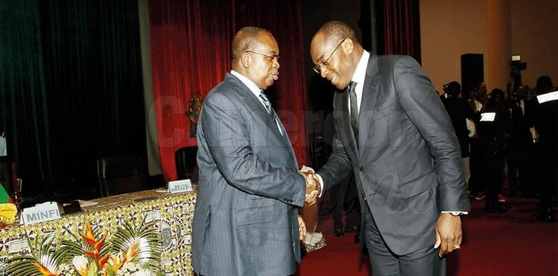 Image : Ministère des Finances: de nouveaux hommes à la manoeuvre