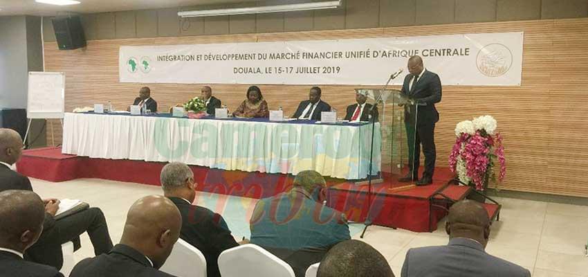 CEMAC : pour un marché financier plus fort