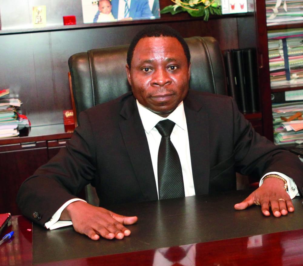 Les explications de Gaston Eloundou Essomba, ministre de l'Eau et de l'Energie.