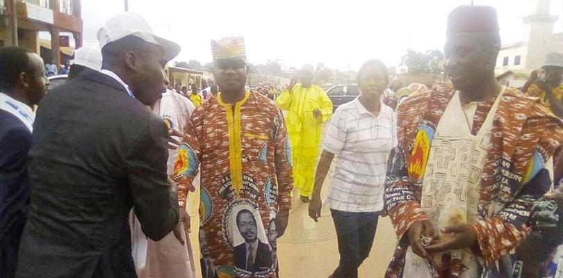Image : RDPC: Paul Biya peut compter sur Mandjou