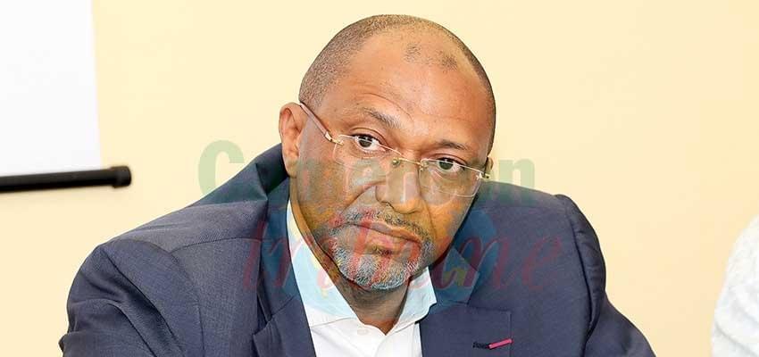 Image : Fecafoot: La candidature de Seidou Mbombo Njoya validée