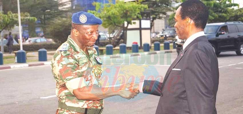 Deuxième région militaires interarmées : le général Eba Eba aux commandes