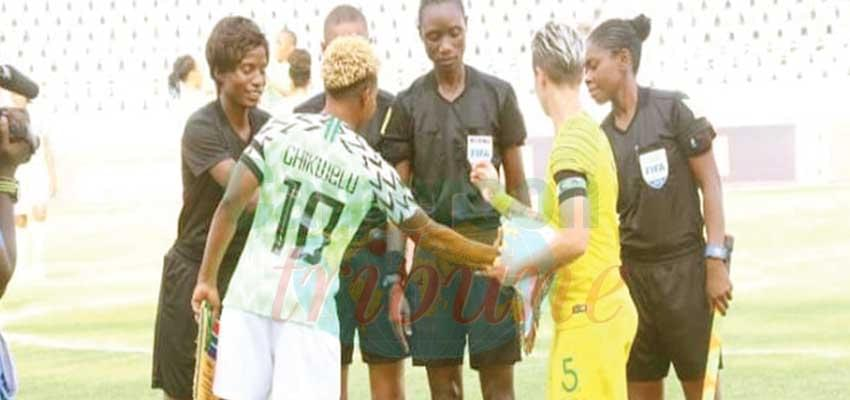 South Africa To Face Super Falcons