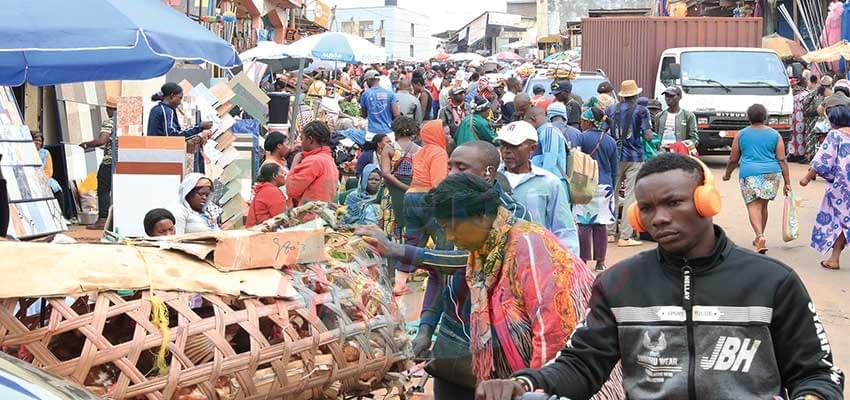 Marchés de Yaoundé : le difficile arrimage