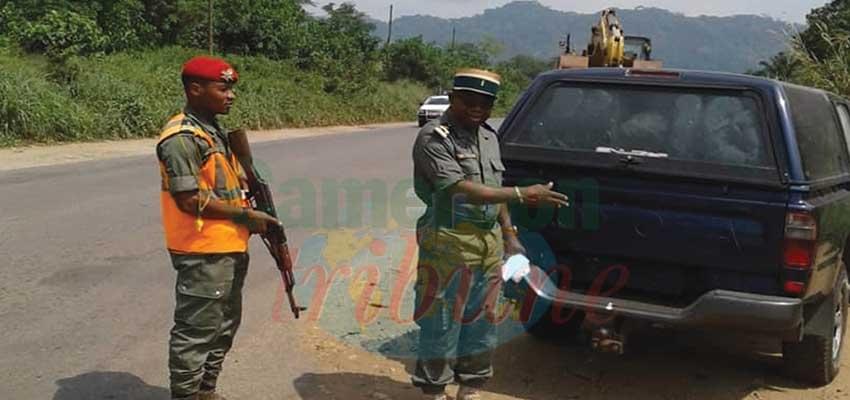 Image : Sécurité routière: la gendarmerie nationale mobilisée