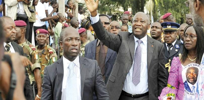Image : International Criminal Court: Gbagbo, Blé Goudé Counsel Demand Acquittal