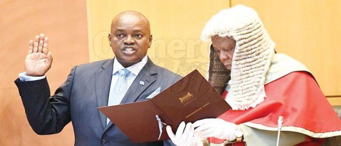 Image : Botswana: Mokgweetsi Masisi au pouvoir