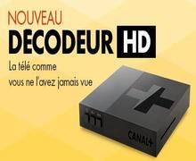 Le nouveau décodeur HD, deux lettres qui changent tout.