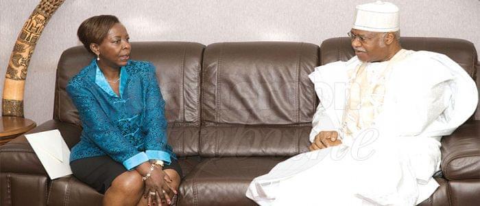 Image : Francophonie SG: Rwanda Seeks Cameroon Support