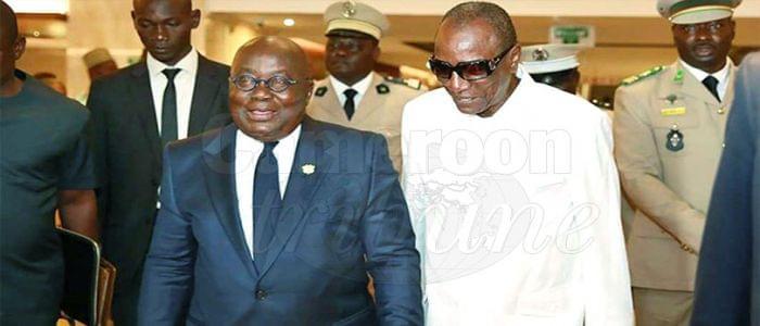 Image : Crise politique au Togo: la CEDEAO relance le dialogue