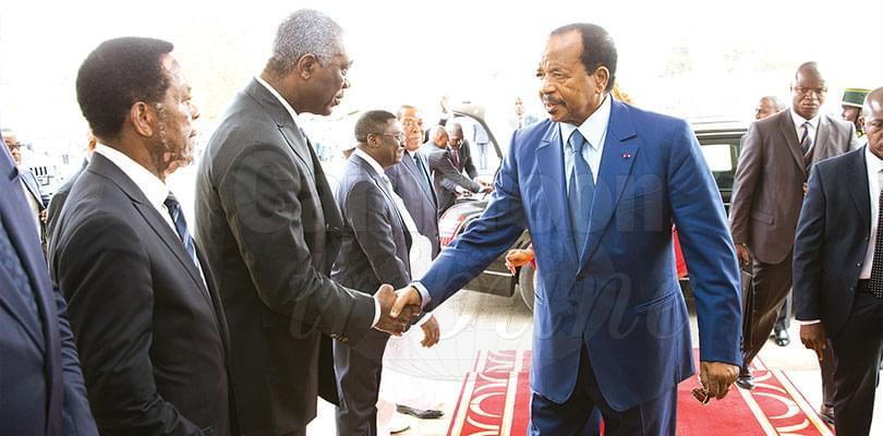Image : Visite d'Etat en Chine: Paul Biya en route pour Pékin