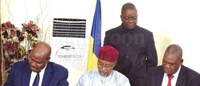 Image : Tchad: les fonctionnaires au travail
