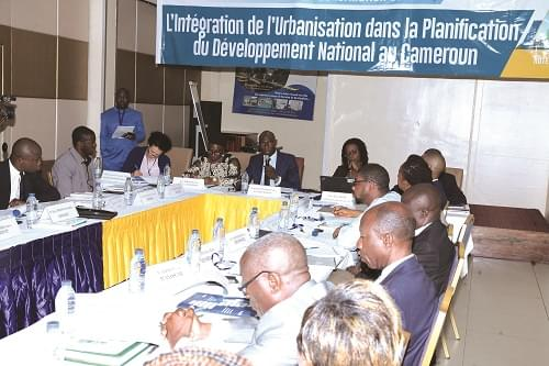 Image : Urban Development: Stakeholders Drilled On Integrated Approach