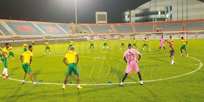 Image : Kuwait-Cameroon Friendly: Showdown On Sunday