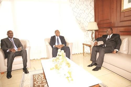 Image : Coopération Cameroun-BAD: les projets passés en revue