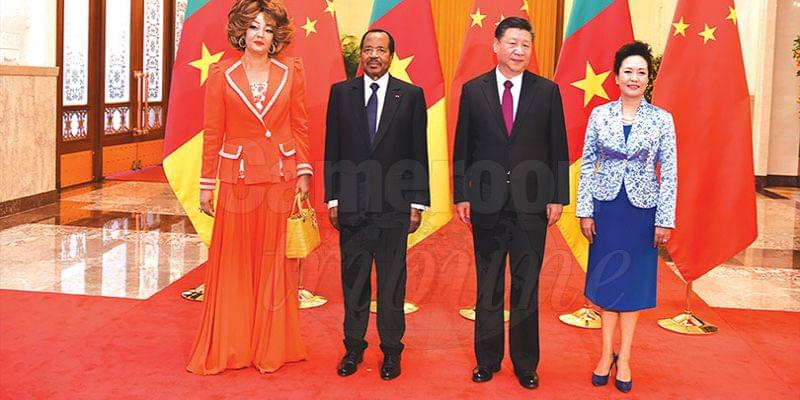 Chine-Cameroun: amitié raffermie