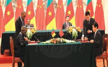 Five Development Agreements