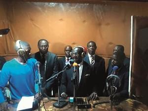Image : Radio communautaire: Nkam FM sur les ondes