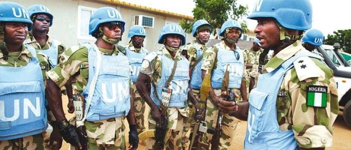 African Peacekeeping Missions: UN Promises Review Of Strategy
