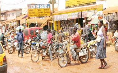 Image : Motos-taxis: ces transporteurs à surveiller