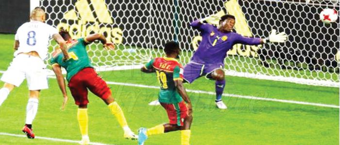 FIFA Rankings: Cameroon Drops To 36th Place