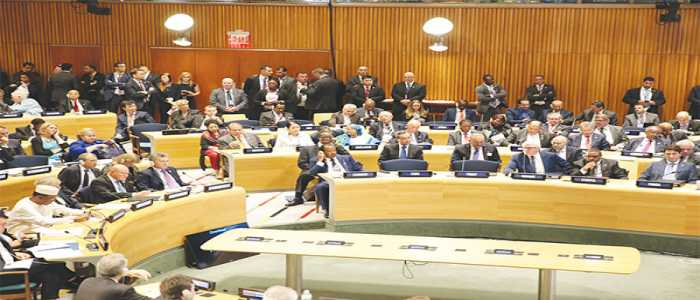 Global Challenges Focus Attention in New-York