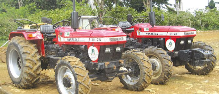 Agricultural Mechanization:Panacea To Growth